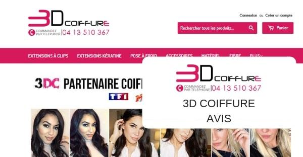 3d Coiffure Avis Lire Les Avis Sur Les Extensions De Cheveux 2019